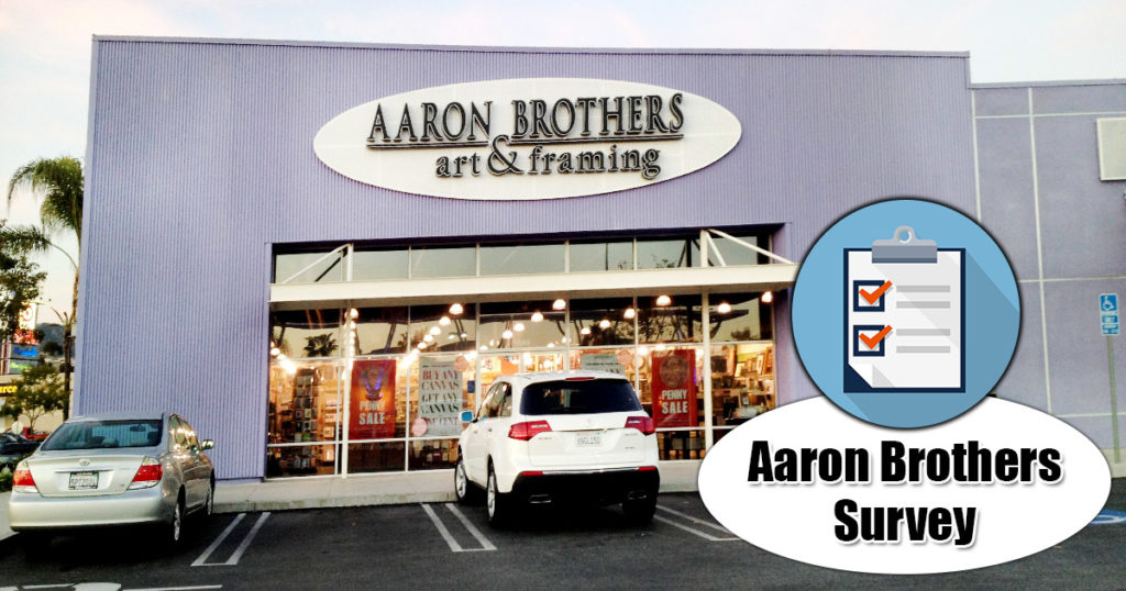 Aaron Brothers Survey