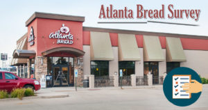 Atlanta Bread Survey