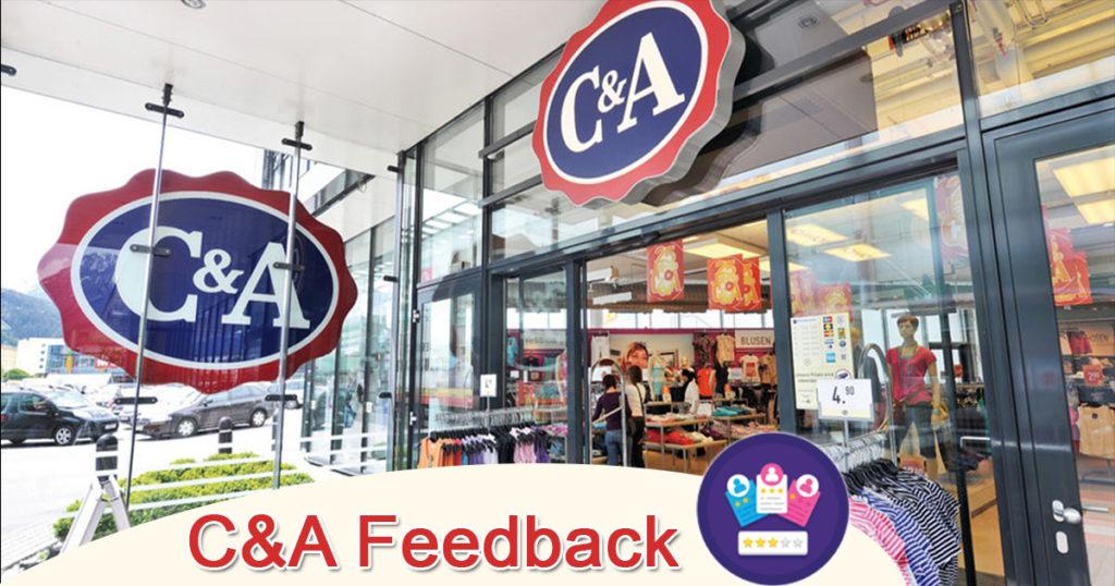 Feedback CandA Survey