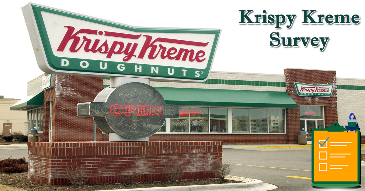 Krispy Kreme Survey