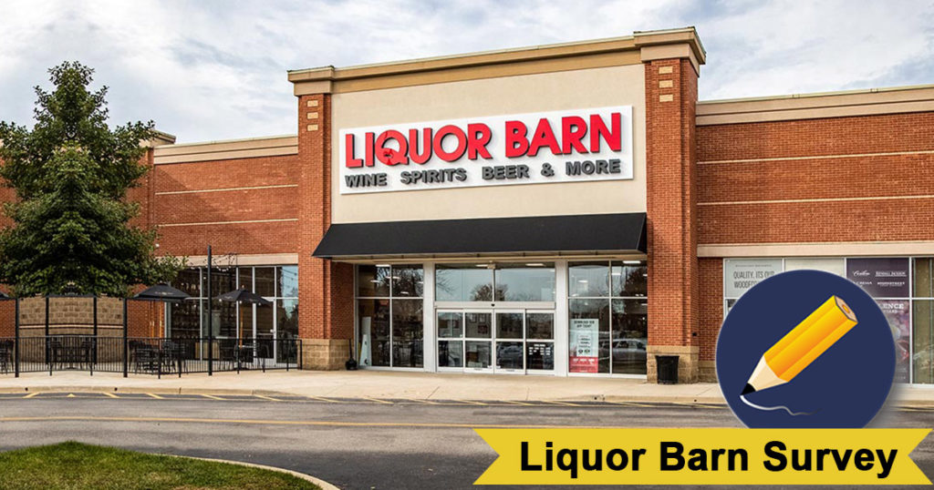liquorbarn com Customer Survey