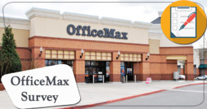 OfficeMax Survey