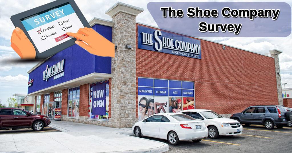 The Shoe Company Survey