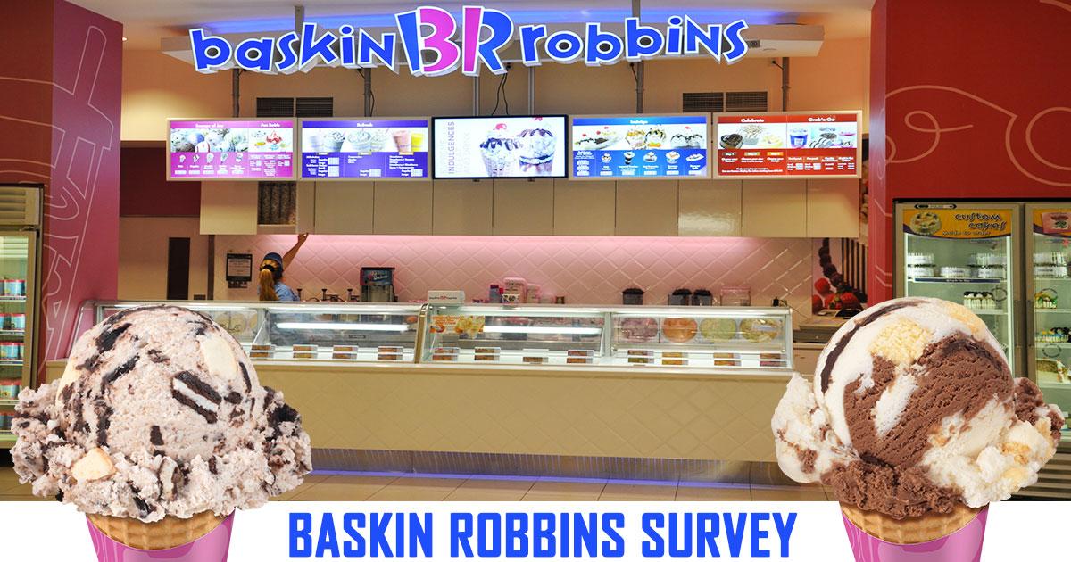 Baskin Robbins Survey image