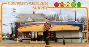 Church's Chicken Survey image