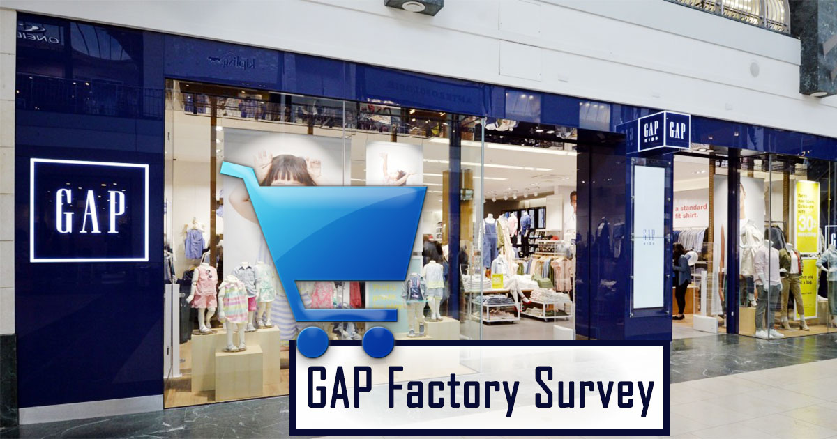 Gap Factory Survey image