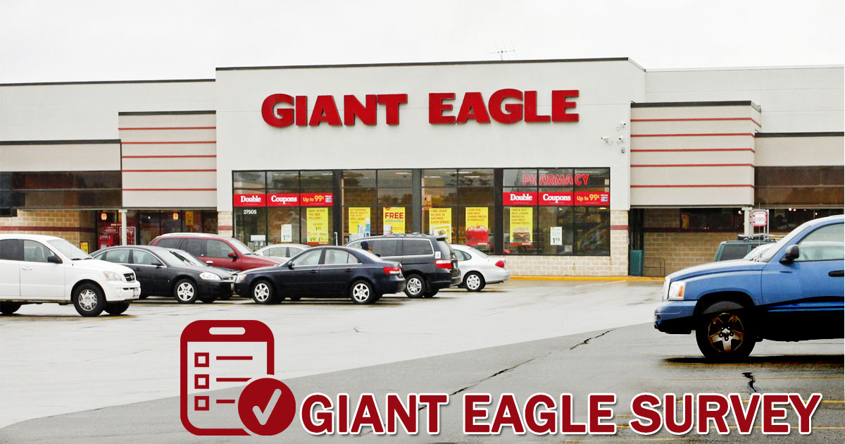Giant Eagle Survey Image