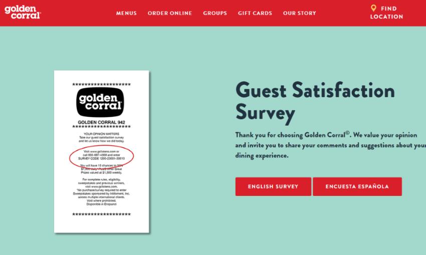 www.gclistens.com Survey Image