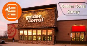 Golden Corral Survey image