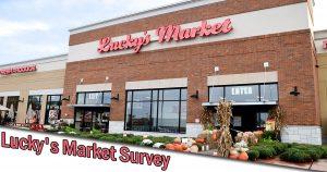 Lucky's Market Survey image