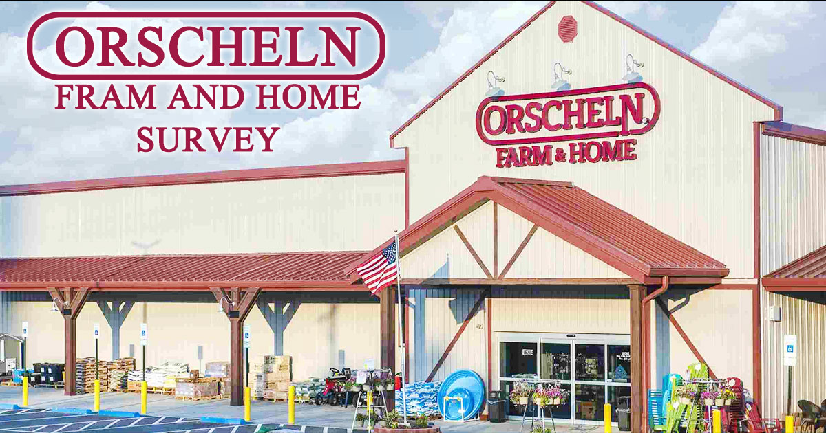 Orscheln Fram And Home Survey Image