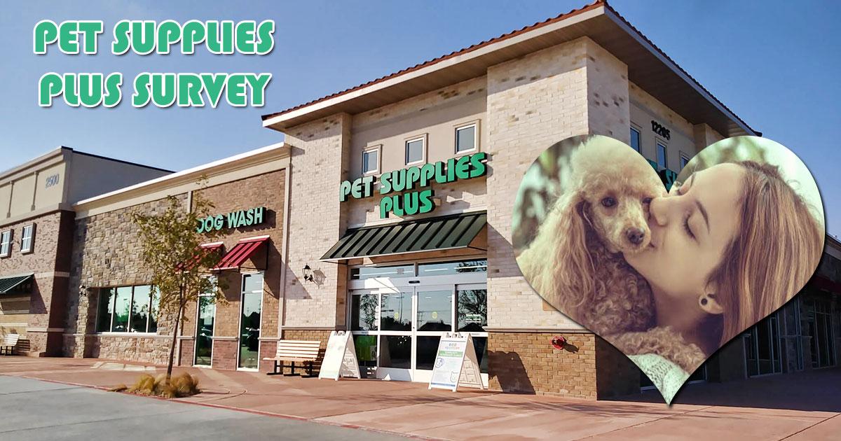 Pet Supplies Plus Survey image