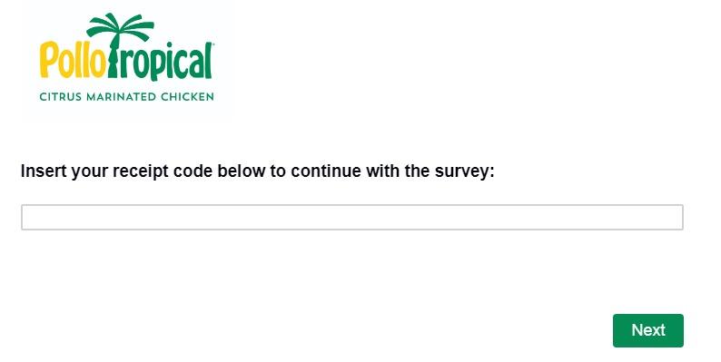 Pollolistens Survey