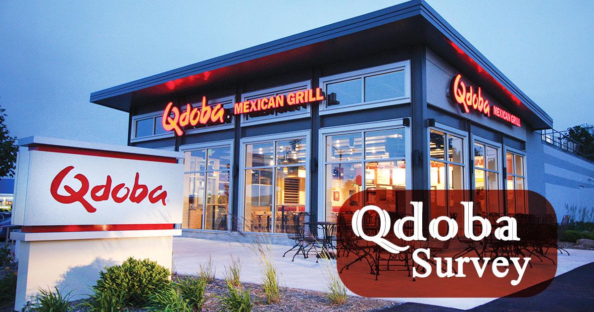 Qdoba Survey Image