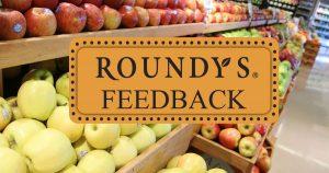 Roundy's Feedback image