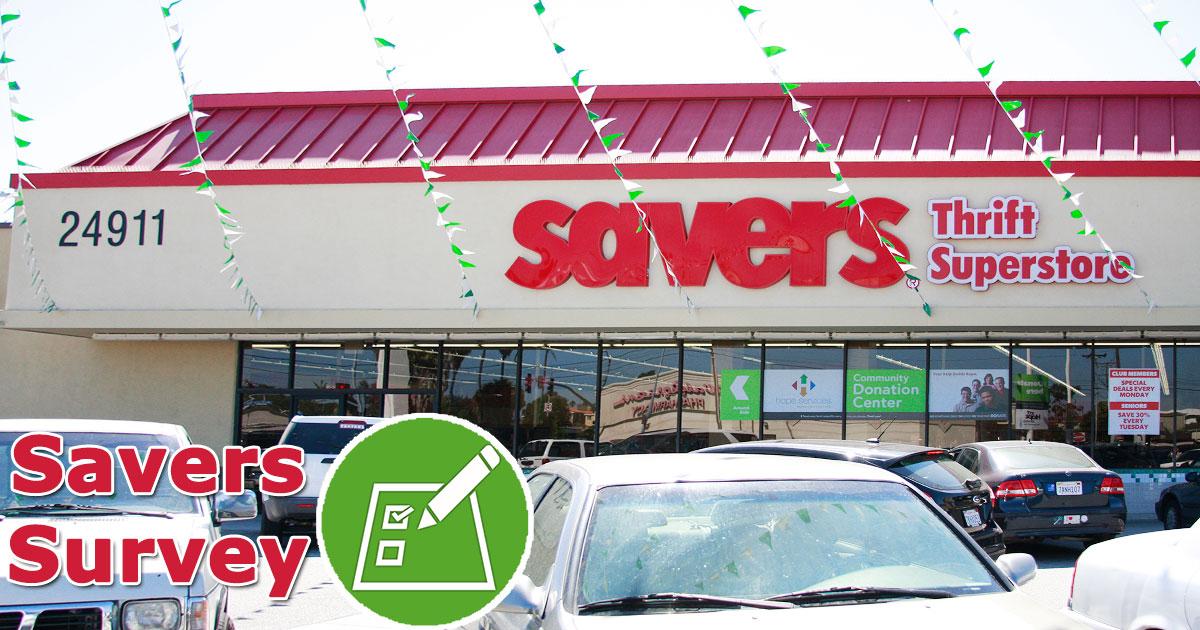 Savers Survey Image