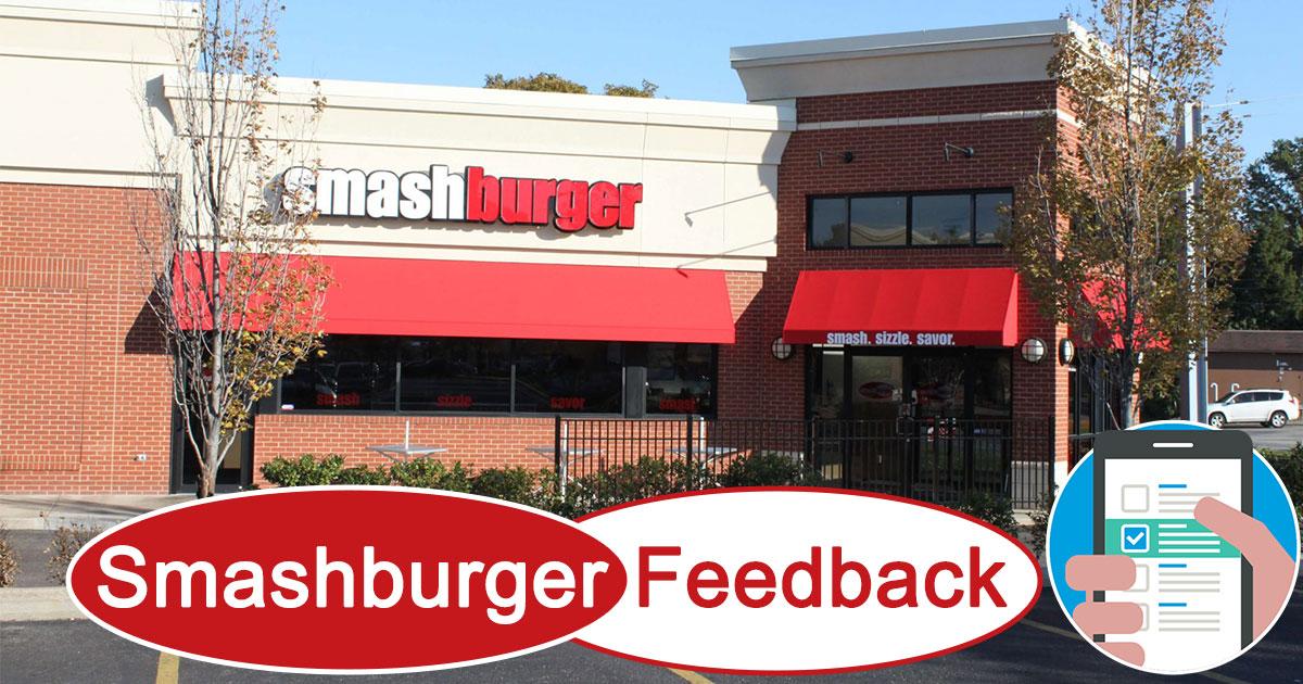 Smashburger Feedback Image