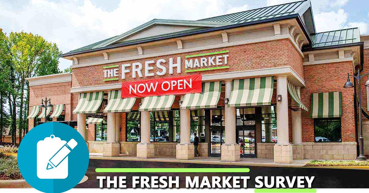 The Fresh Market Survey image