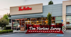 Tim Hortons Survey image