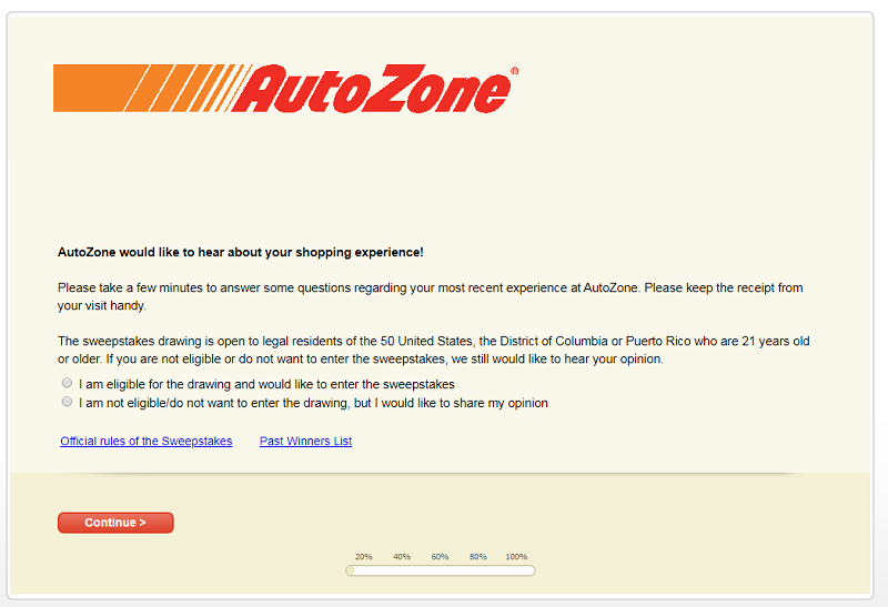 autozone customer satisfaction