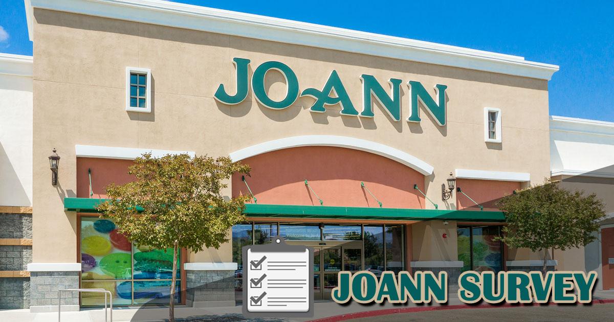 joann guest satisfaction survey image
