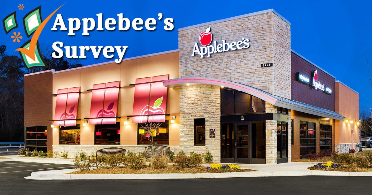 applebee's guest experience survey