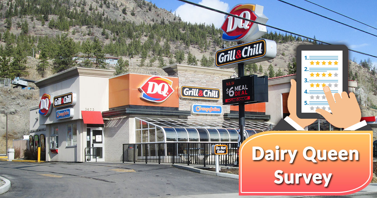 Dairy Queen Survey image