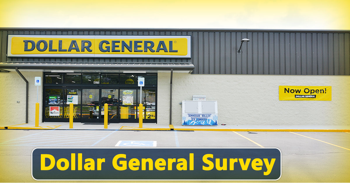 Dollar General Survey image