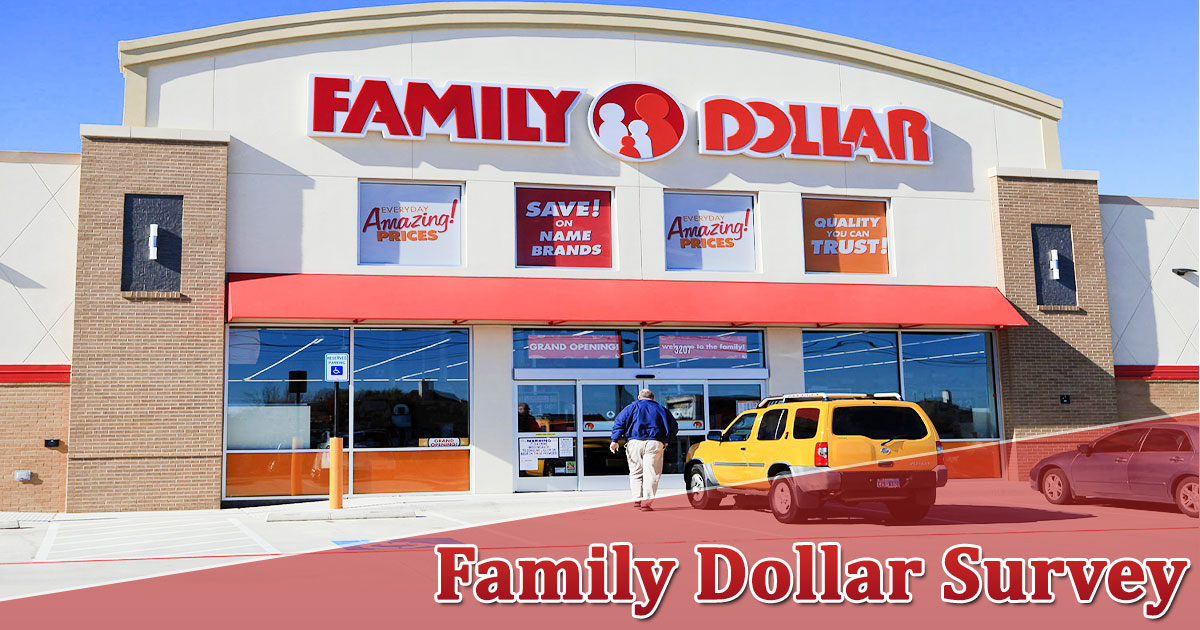 Family Dollar Survey image
