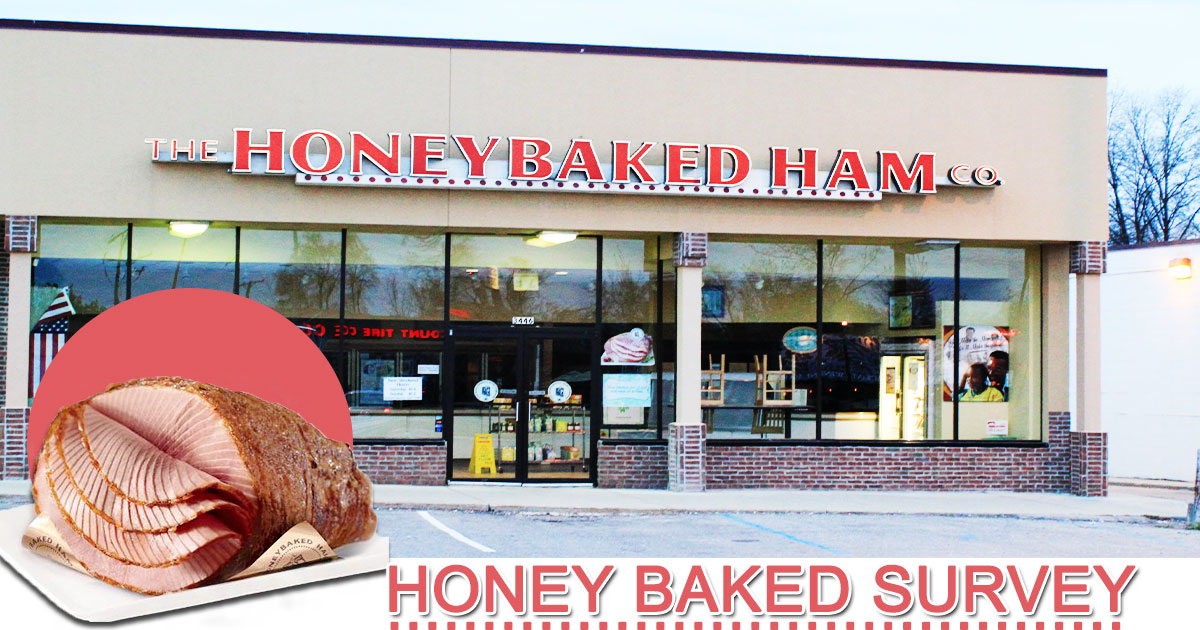 Honey Baked Survey image