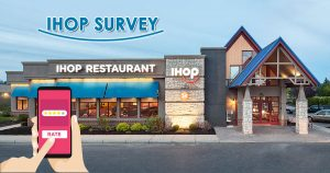 IHOP Survey image
