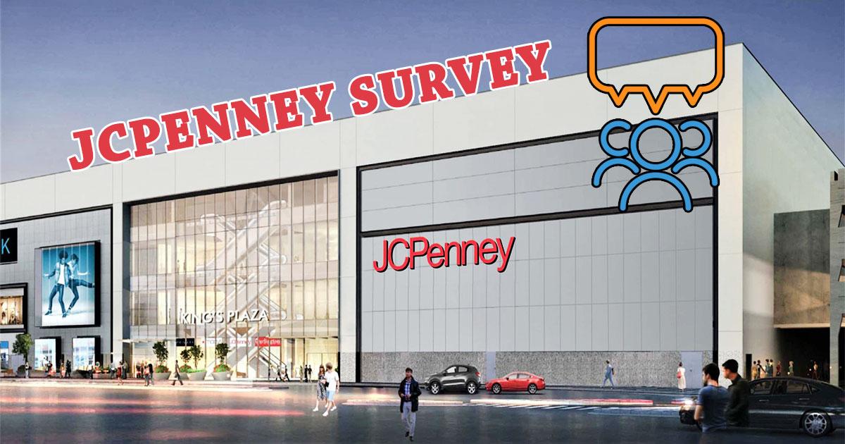 Jcpenney Survey Image