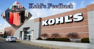 Kohls Feedback image