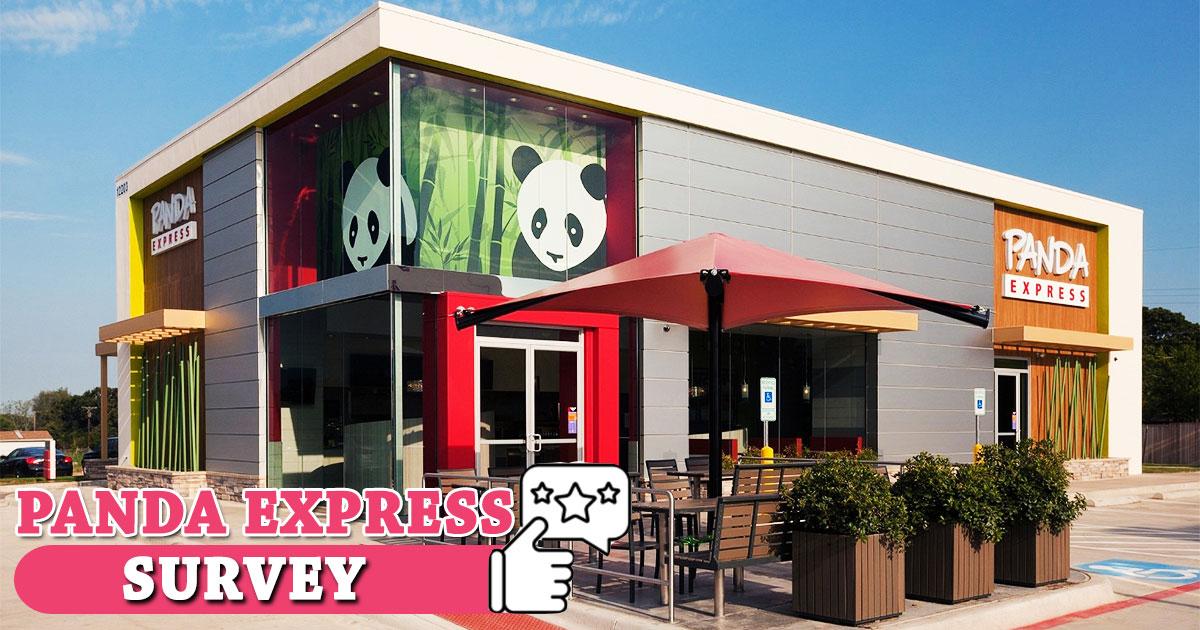Panda Express Survey image