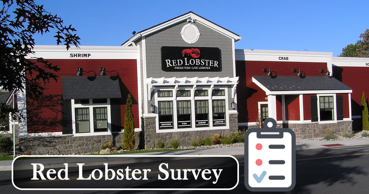 Red Lobster Survey image