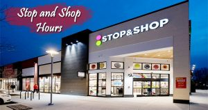 Stop and Shop Hours image
