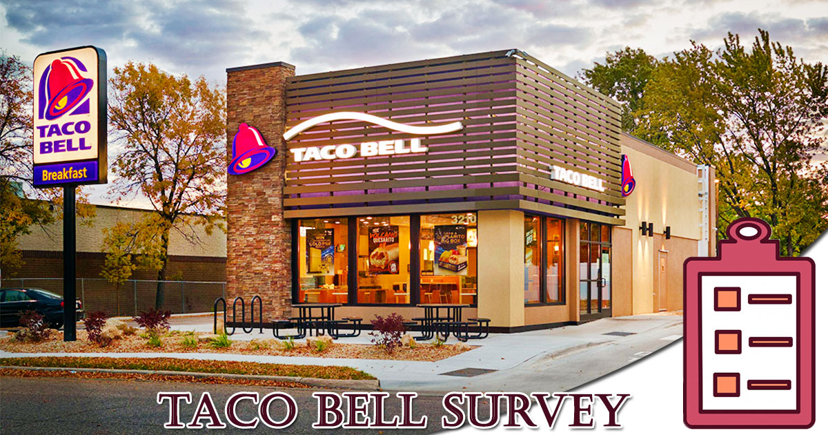 Taco Bell Survey Image