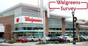 Walgreens Survey image