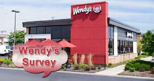 Wendys Survey image