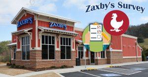 Zaxby's Survey image