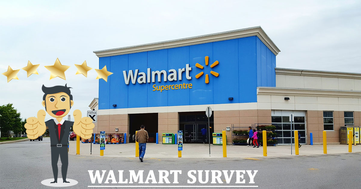 walmart survey Image