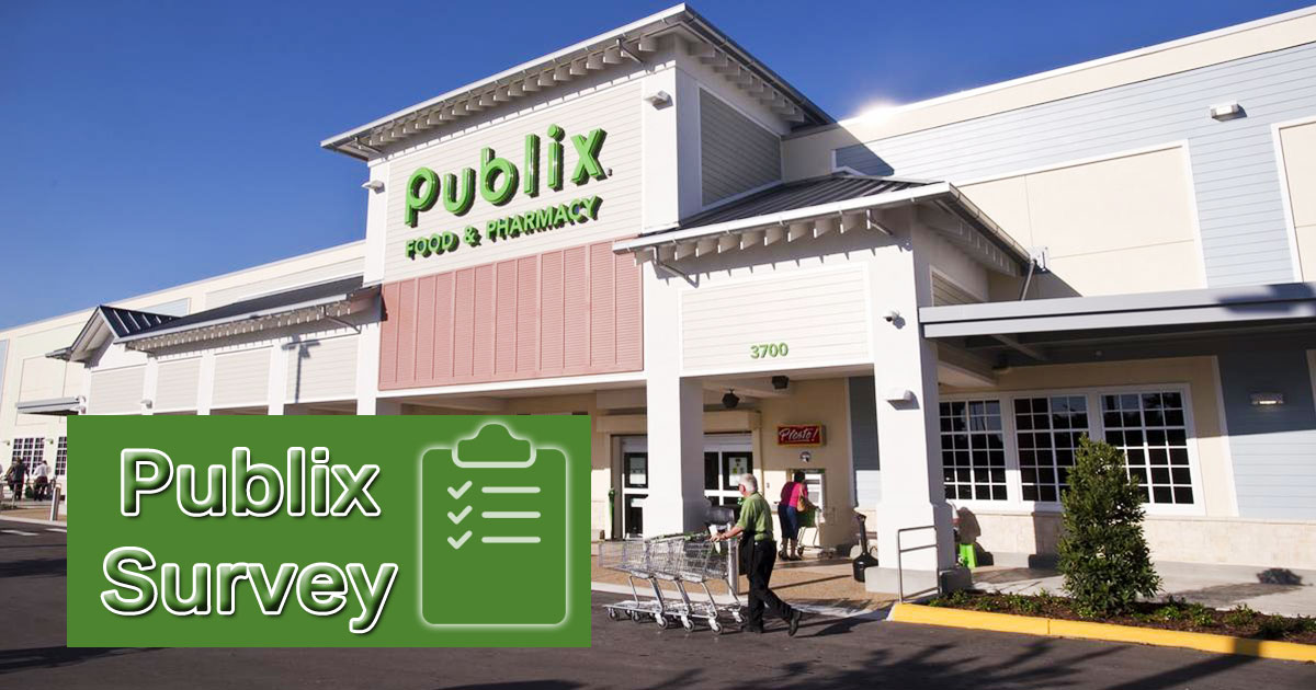Publix Survey Image