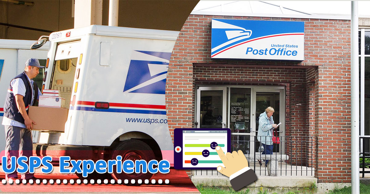 USPS Experience image