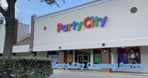 partycityfeedback survey image